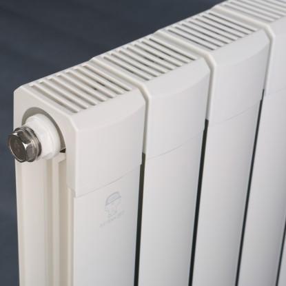 铜铝复合80*95型散热器