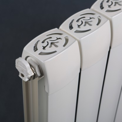 铜铝复合80*80型散热器