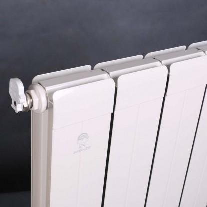 铜铝复合100*60散热器